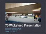 Presentation - June 11, 2012